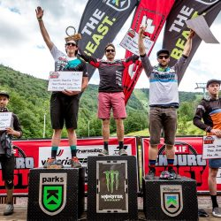 CLIF Enduro East at Green Mountain Trails / Killington EWS Men and Women Results