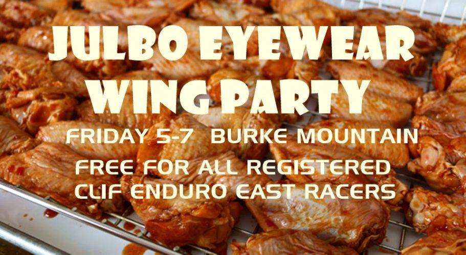 Julbo Eyewear Wing Party at Burke Mountain / Victory Hill